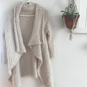 Cozy Casual - Fluffy Cardigan ❄️